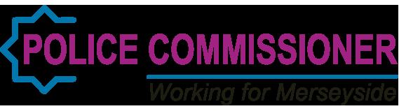 Merseyside Police Crime Commissioner logo