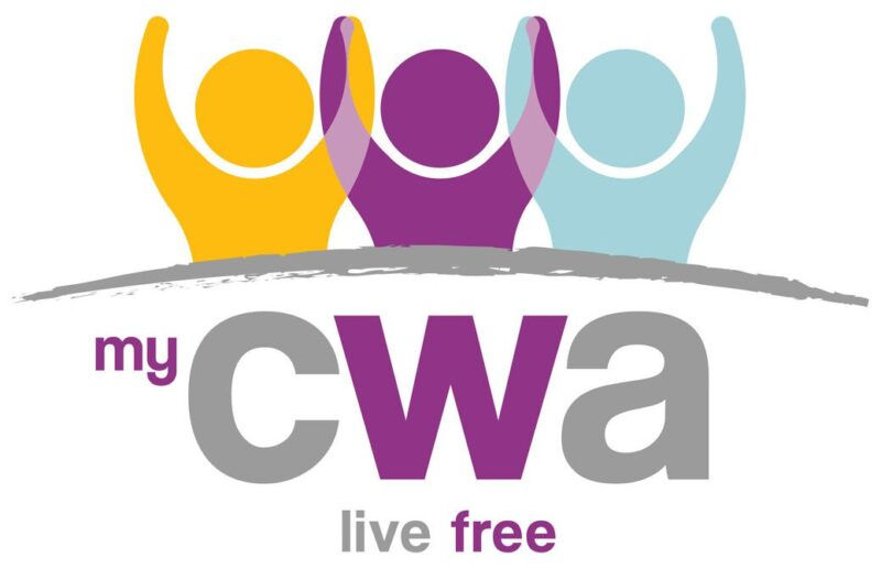 My CWA logo