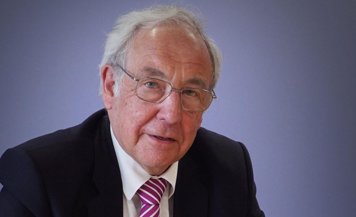 Cheshire PCC John Dwyer
